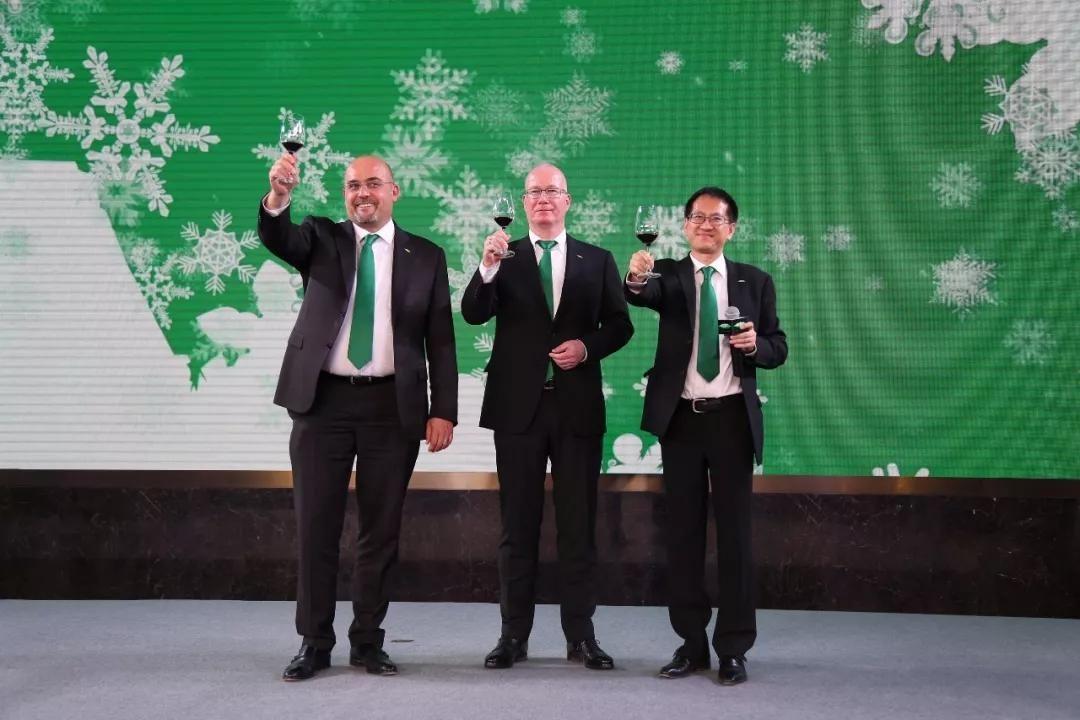 2018年4月比泽尔工业设备(北京)有限公司开业典礼