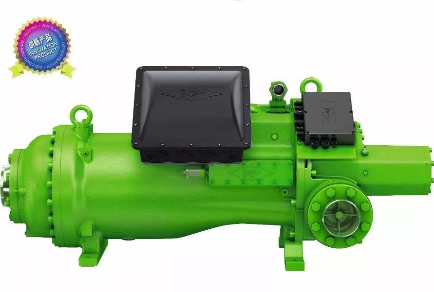 2019年度创新产品奖丨比泽尔大冷量低温螺杆压缩机初露锋芒