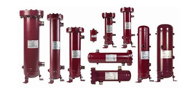 Temprite Coalescent Oil Separators 130 Series for CO2-Model 131