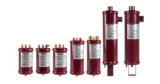Temprite 300-900系列选型表(天然制冷剂)